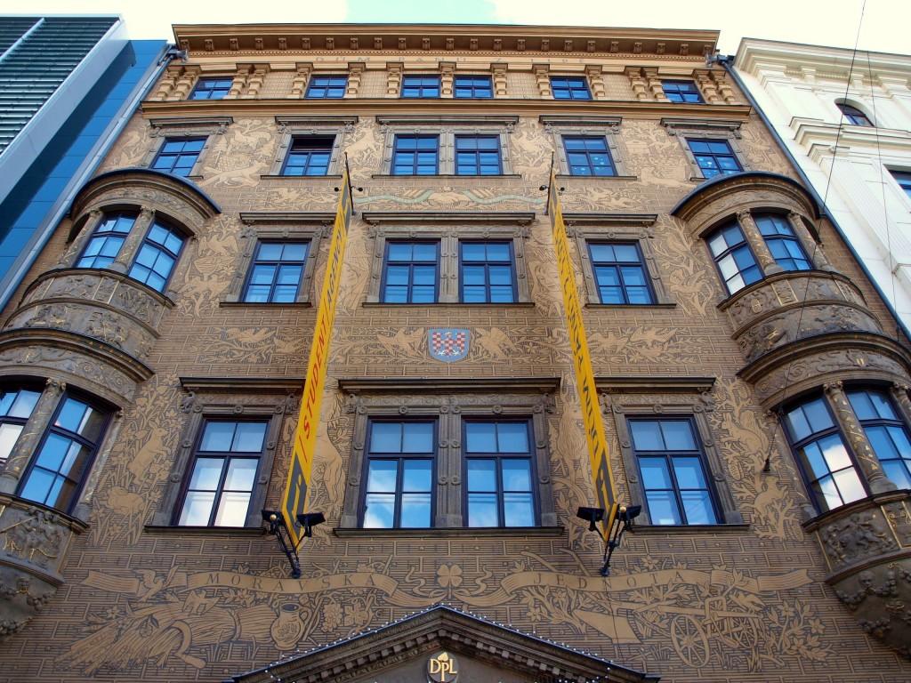 Dům pánů z Lipé? Kdepak, majitelem paláce byl někdo jiný!