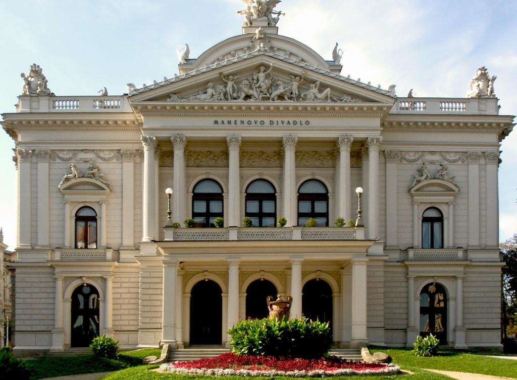 Mahenovo divadlo - místo kulturních zážitků i klenot Brna