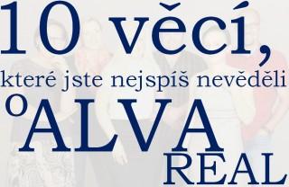 ALVA tým - 10 věcí, které jste o nás nevěděli
