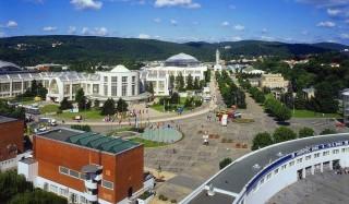 Brněnské výstaviště - stavba kulatého výročí i centrum dění